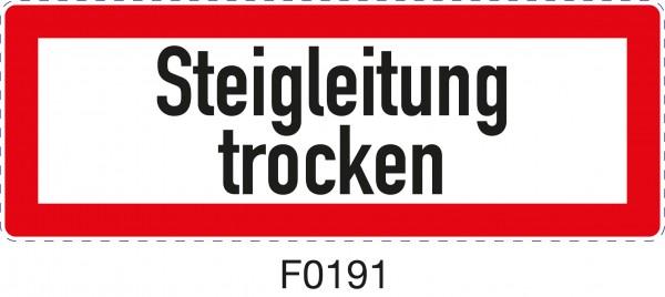 ISO 4066 - F0191 - Steigleitung trocken