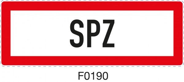 ISO 4066 - F0190 - SPZ