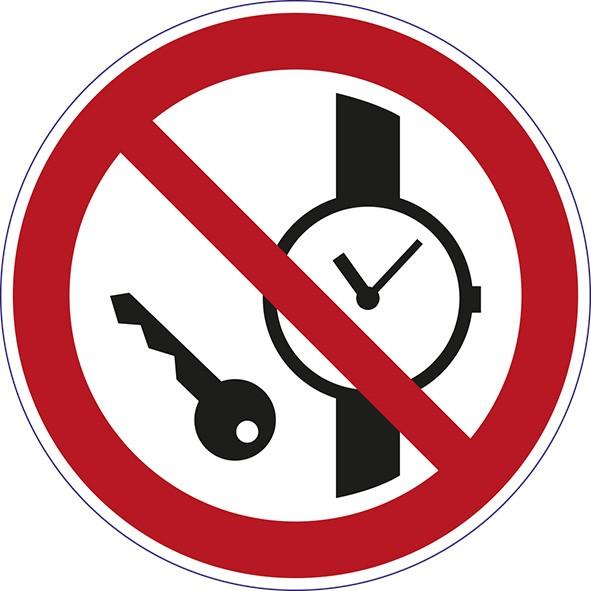 ISO 7010 - P008 - Aufsteigen verboten
