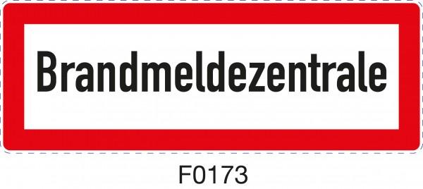 ISO 4066 - F0173 - Brandmeldezentrale