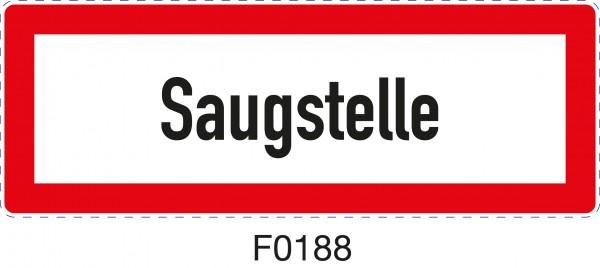 ISO 4066 - F0188 - Saugstelle